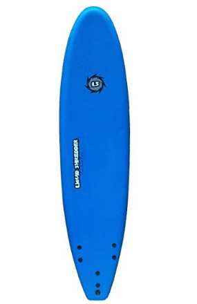 Liquid Shredder FSE Longboard