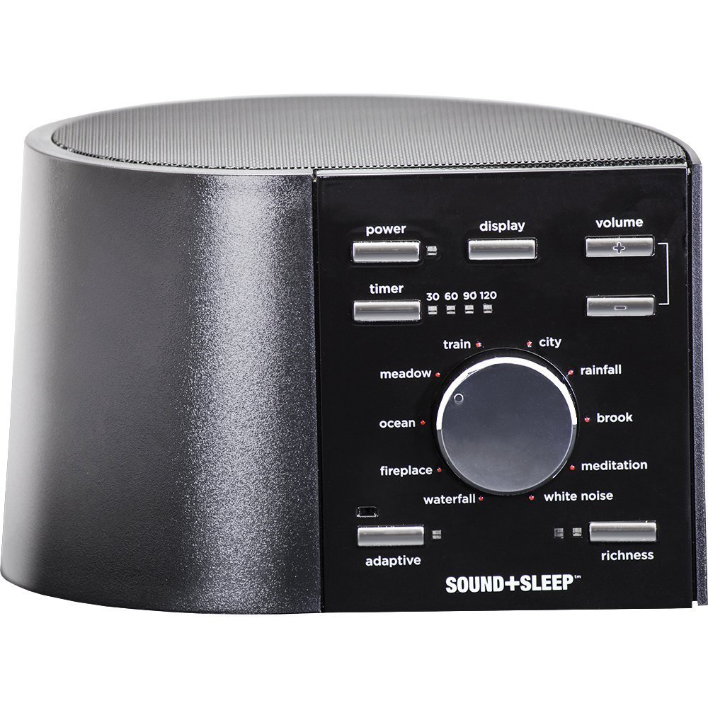 Adaptive Sound Technologies Sound+Sleep Therapy System - White Noise Sound Machine