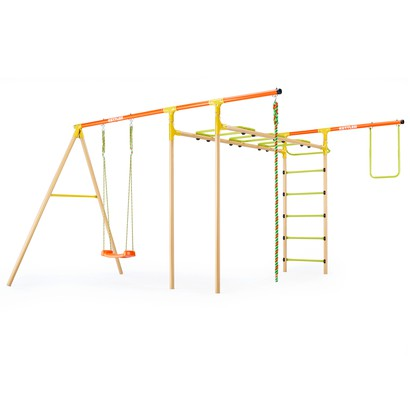 Kettler Activity Climbing Frame Swing Set
