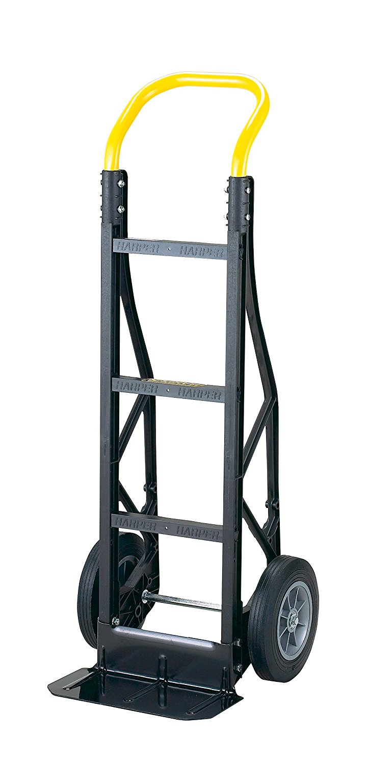 Harper Trucks Nylon Two Wheeled Hand Truck