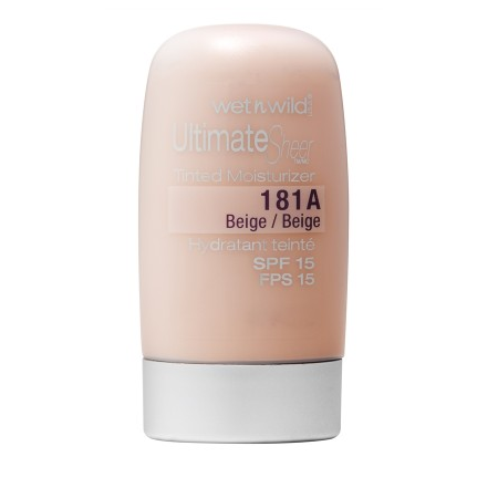 Wet n' Wild Ultimate Sheer Tinted Moisturizer