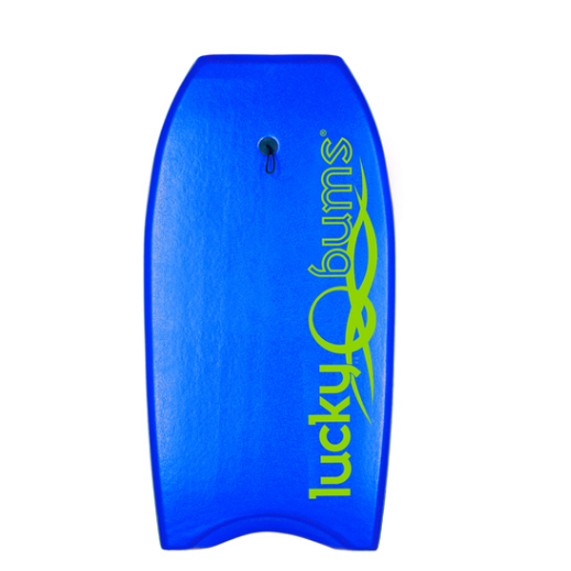 Lucky Bums Boogie Board – EPS Core &  Leash - Available in 4 Colors & 3 Sizes