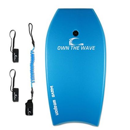 Own the Wave Beach Attack Pack Bodyboard