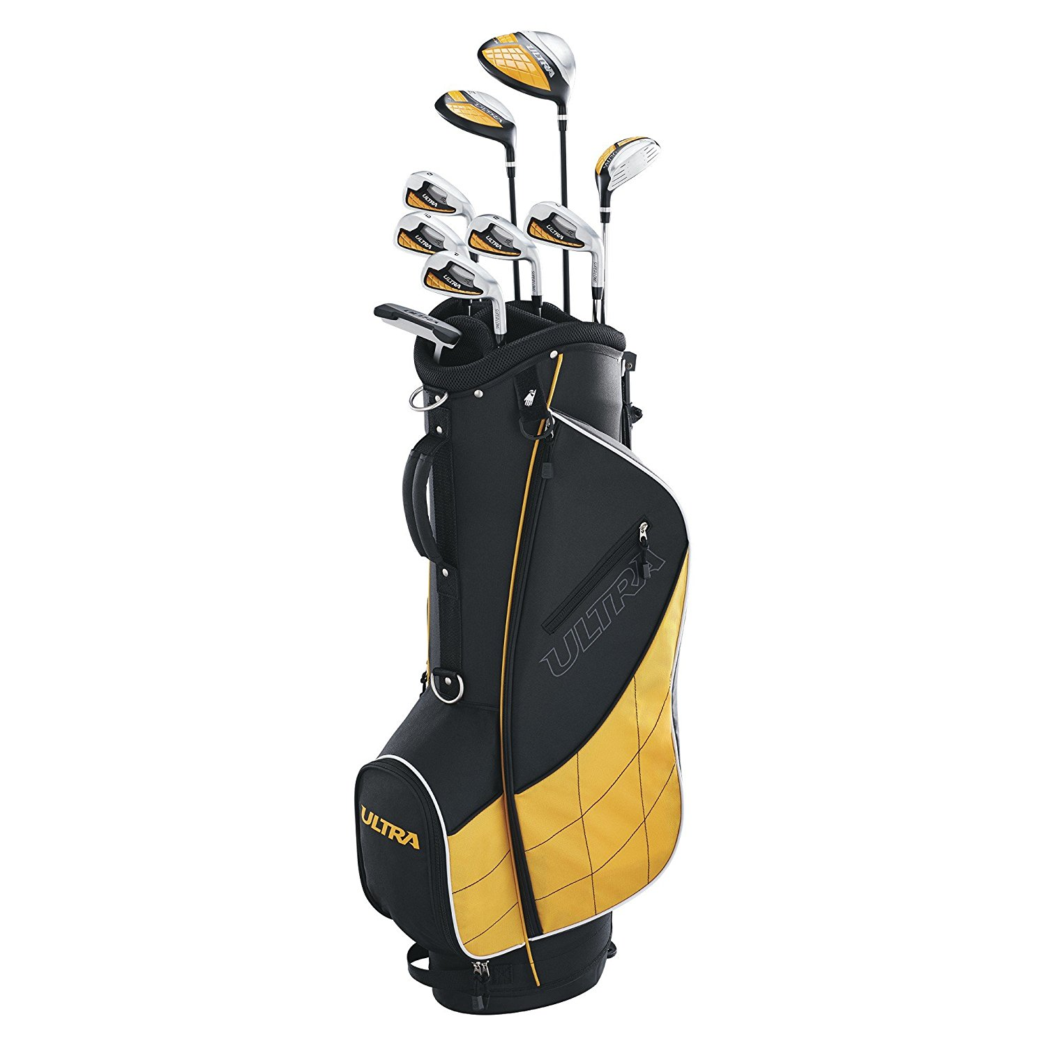Wilson Golf Men's 2017 Ultra Complete Package Set – Available in 2 Colors & 2 Hand Orientations