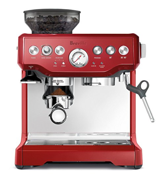 Breville Barista Express™ Espresso Machine – Available in Multiple Colors