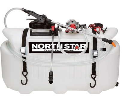 NorthStar ATV Spot & Broadcast Sprayer