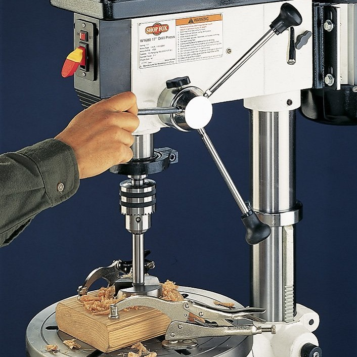 Shop Fox Radial Drill Press