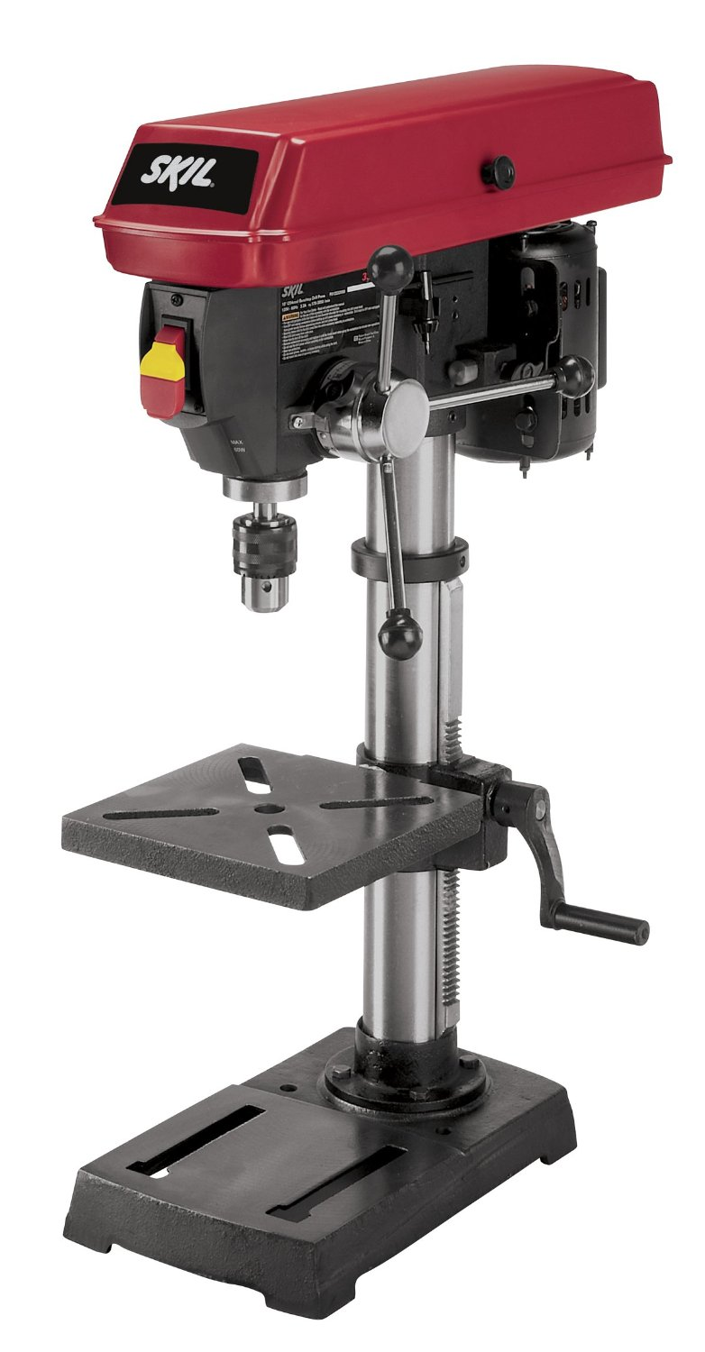 Skil 10 In. Laser Drill Press