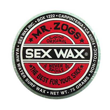Mr. Zogs Sexwax Original Formula Surfboard Wax