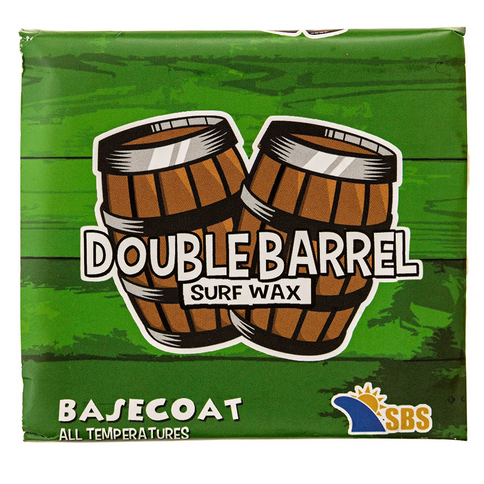 Santa Barbara Surfing Double Barrel Base Coat