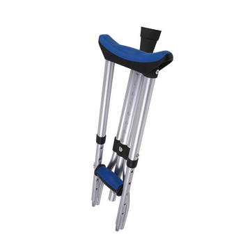 Carex Folding Crutches with Standard Hand Gripgrammar