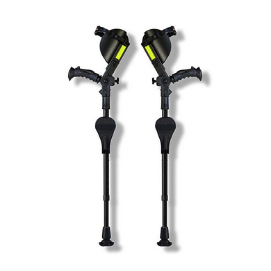 Ergoactives Ergobaum Ergonomic Forearm Crutches
