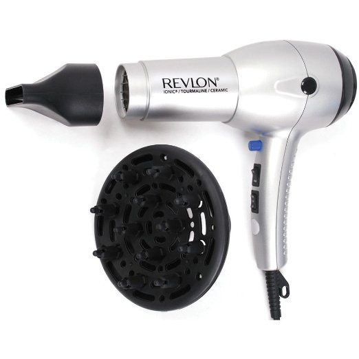 Berta Negative Ions Hair Dryer