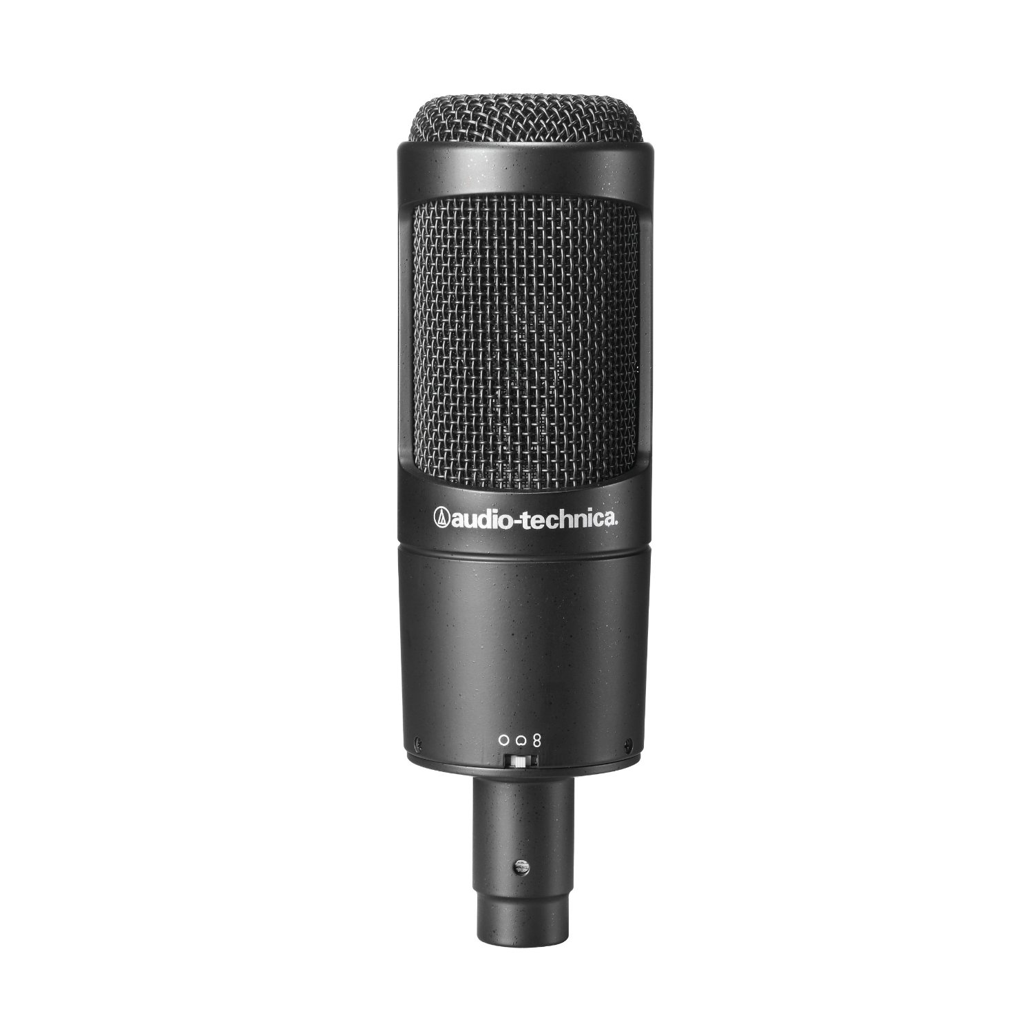Audio-Technica AT2050 Multi-Pattern Condenser Microphone With Three Switchable Polar Patterns