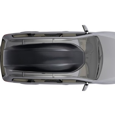 Yakima Skybox 21 Carbonite Cargo Box