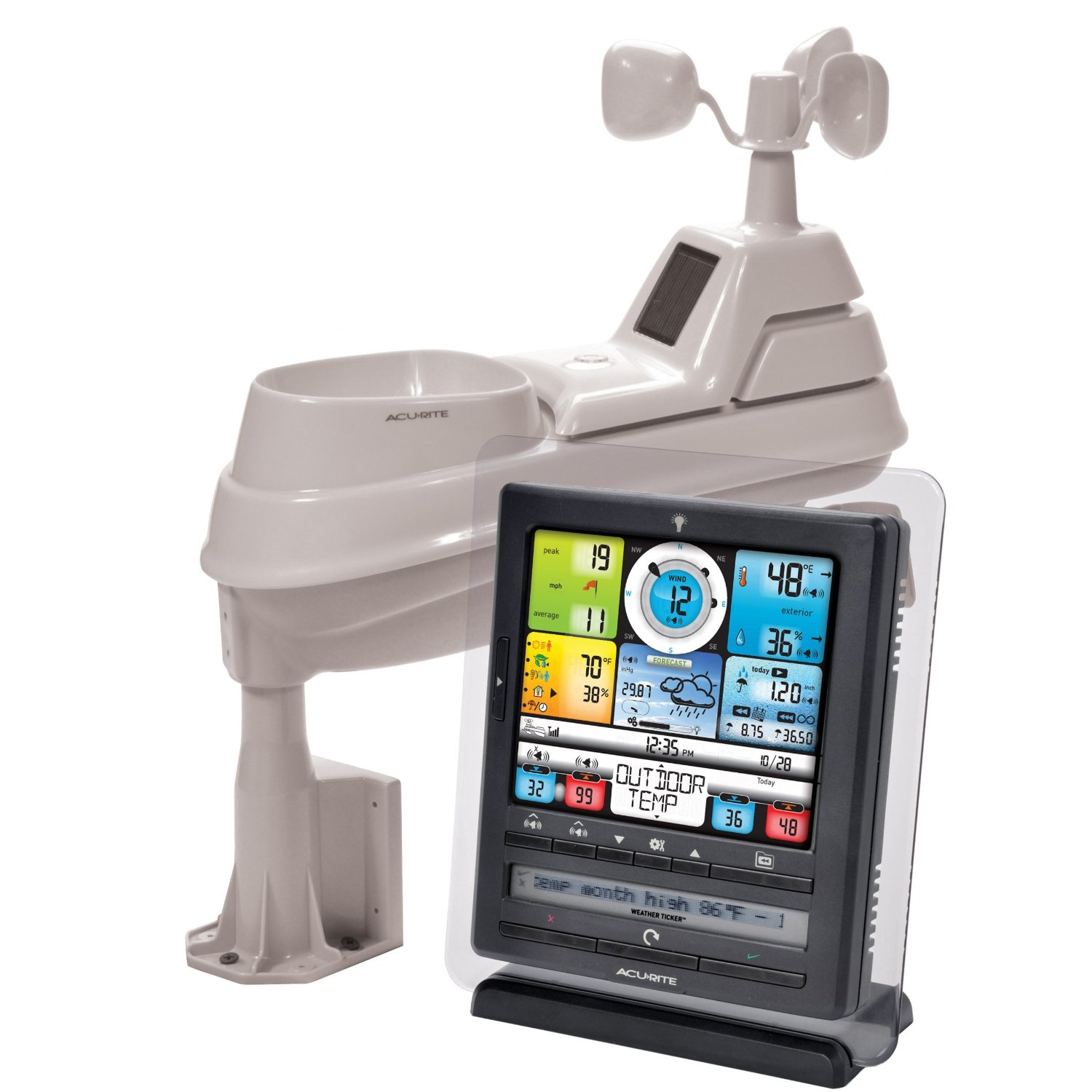 AcuRite Pro Color Weather Station