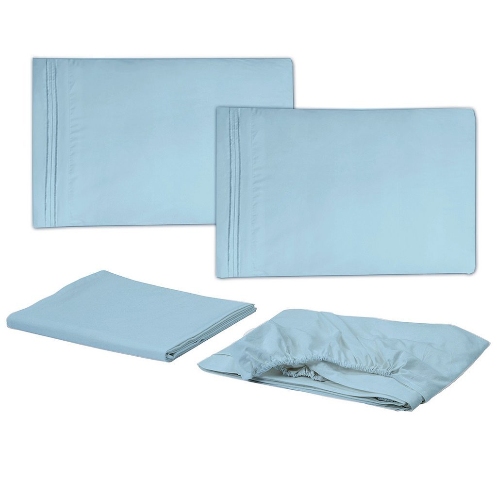 Sweet Home Collection 1500 Series Microfiber Sheet Set