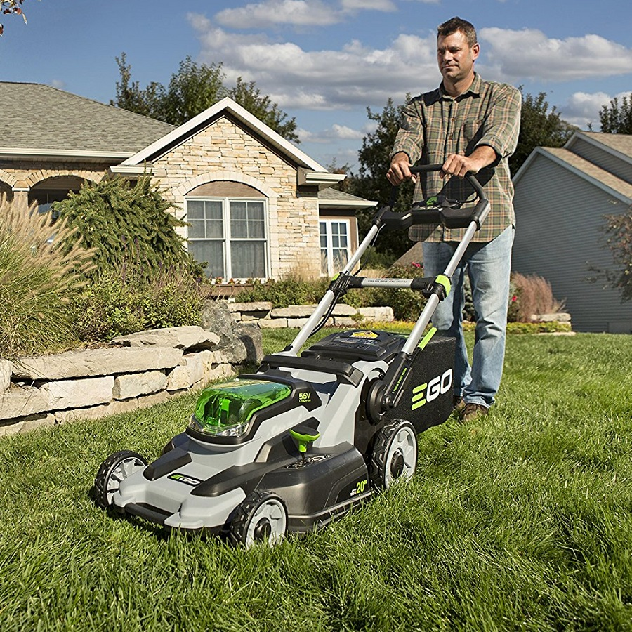 "EGO Power+ 20"" Lawn Mower"