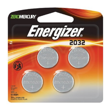 Energizer® 2032 Specialty Battery