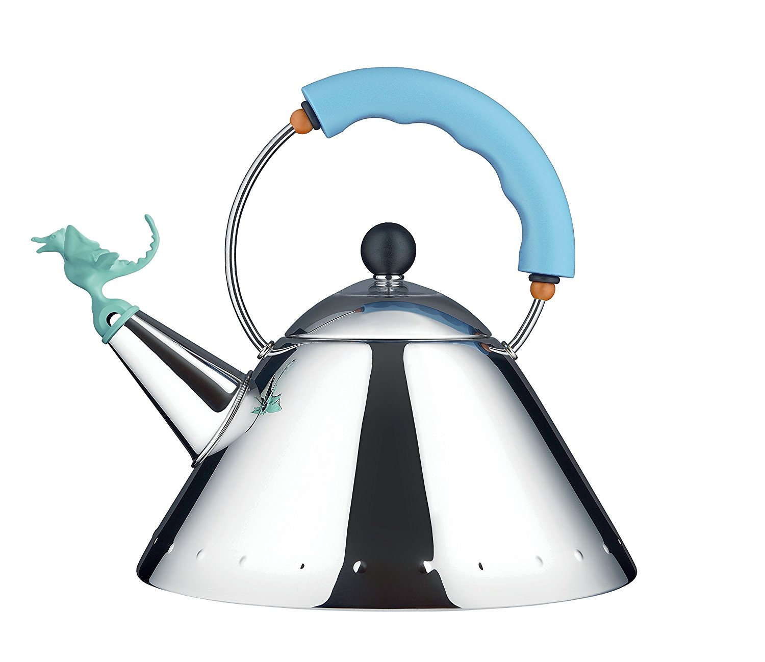 "Alessi Stainless Steel ""Tea Rex"" Kettle"