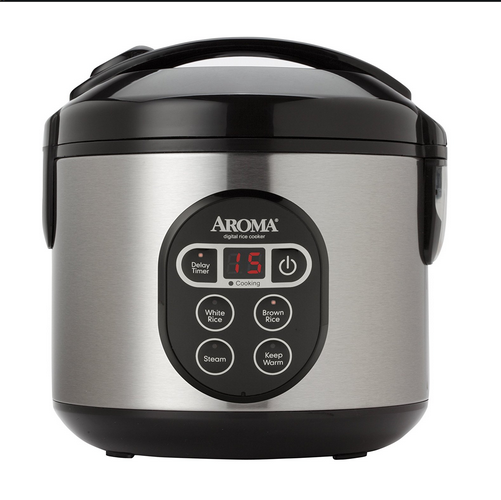 Aroma Housewares Digital Cool-Touch Food Steamer