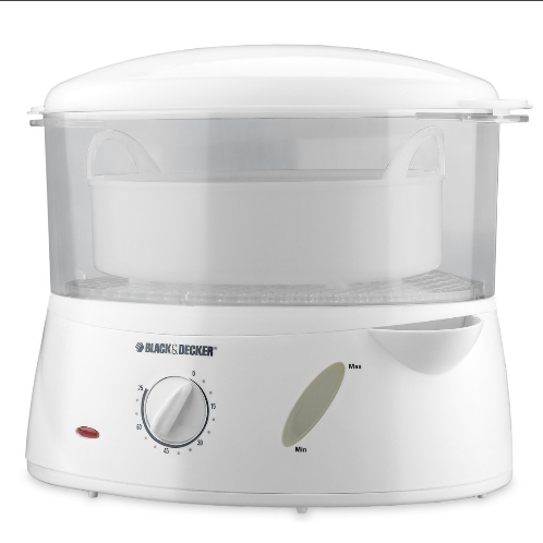Black & Decker Handy Food Steamer
