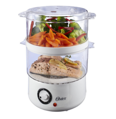 Oster Double Tiered Food Steamer