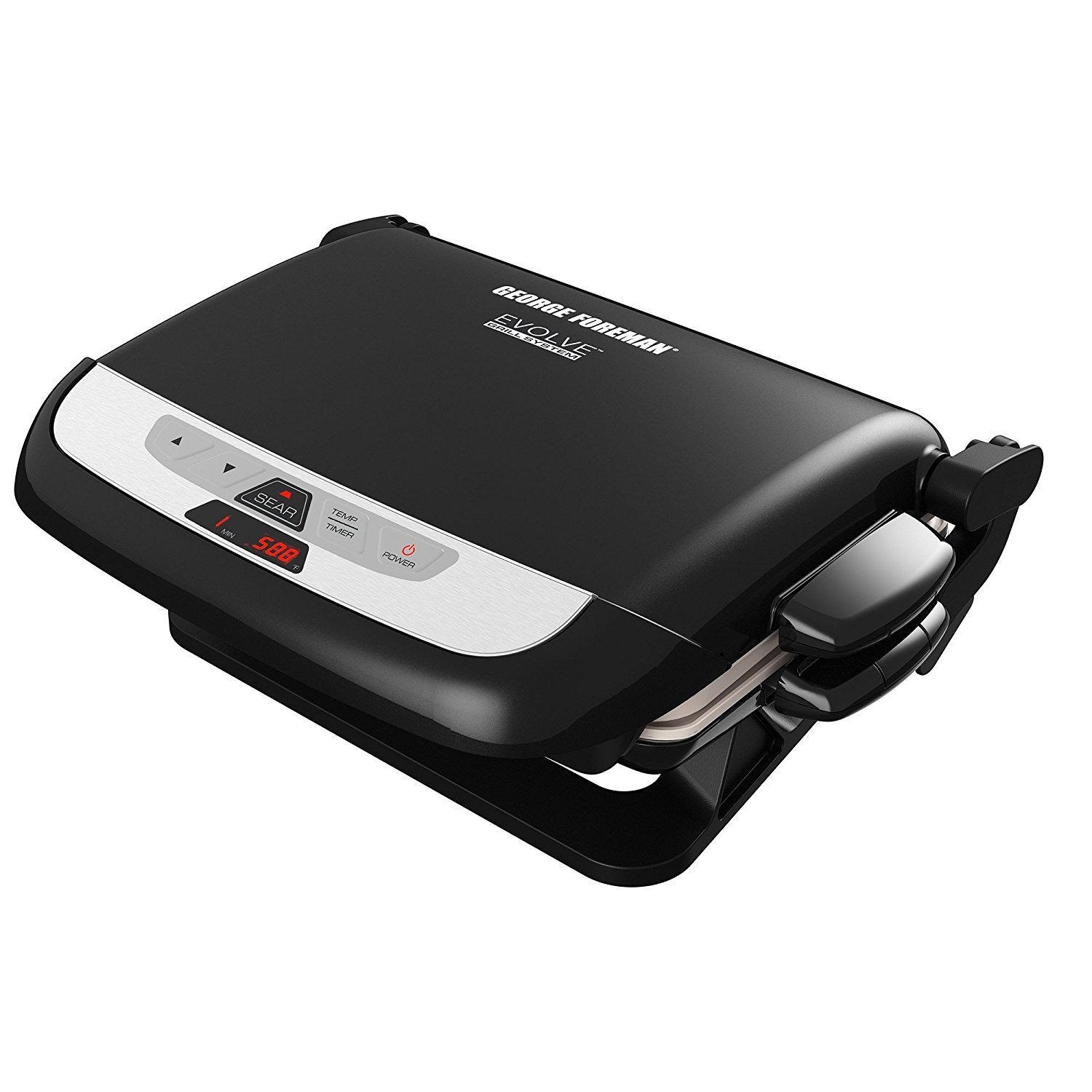 George Foreman Evolve Sandwich Maker