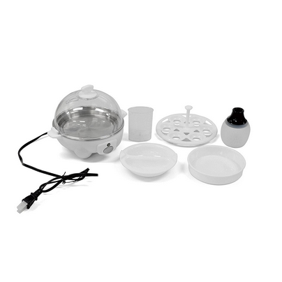 Dash Go Rapid Electric Egg Cooker - Cooks Up to 6 Eggs at a Time, Available in Three Colors