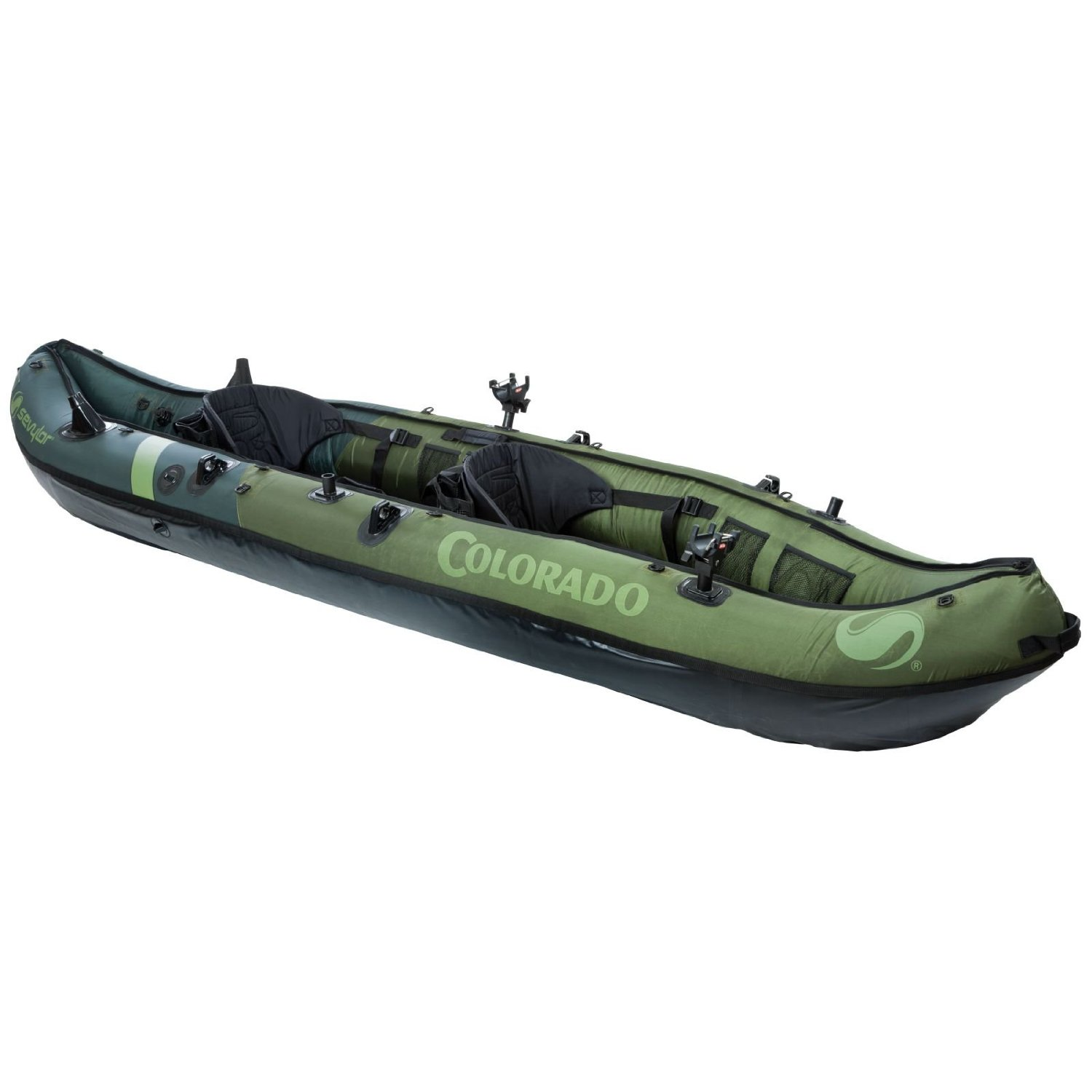 Sevylor Colorado Inflatable Fishing Kayak