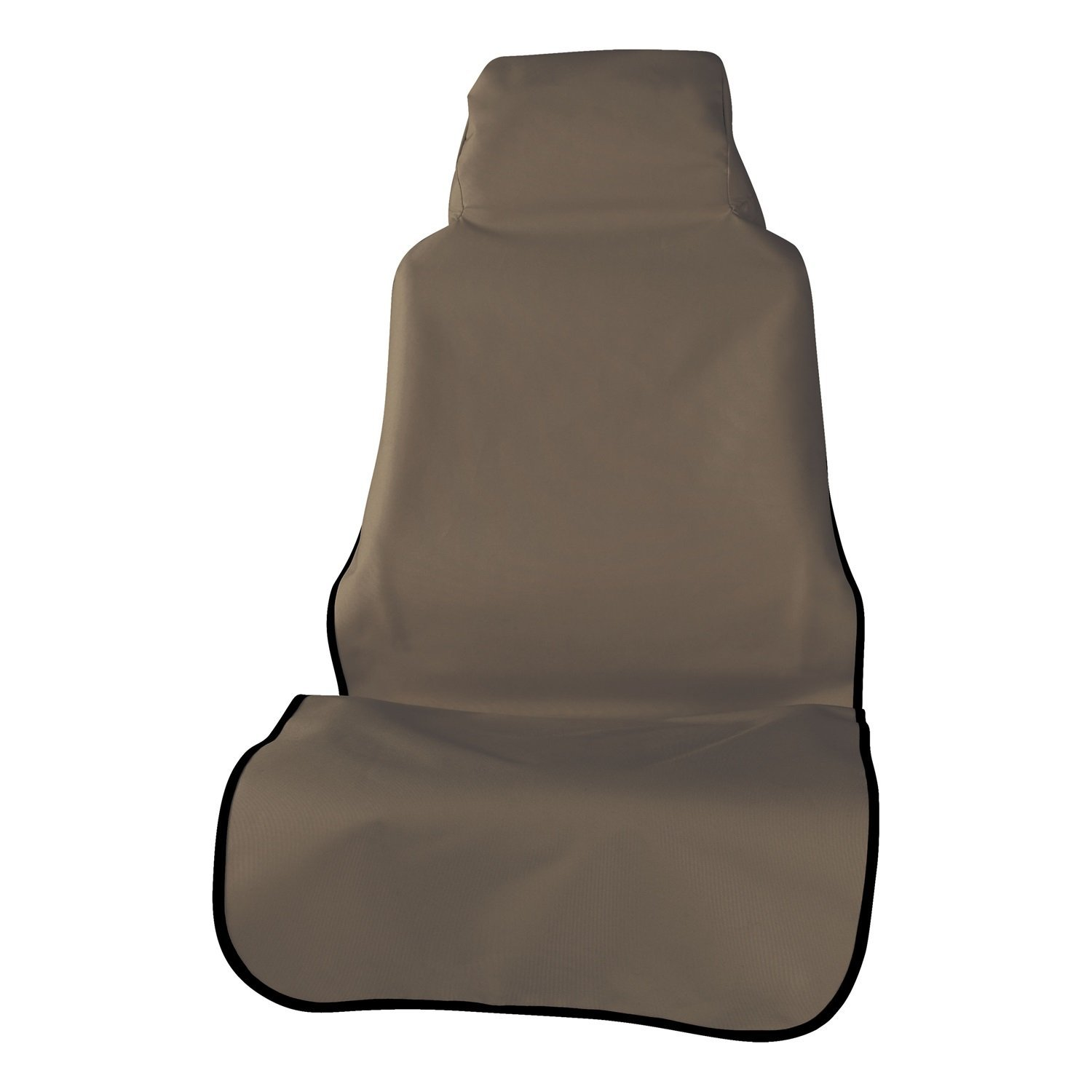 Aries Automotive 3142-18 Brown Universal Bucket Seat Cover, 100% Waterproof and Machine Washable
