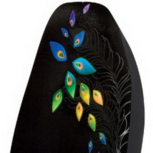 Auto Expressions Peacock Bucket Seat Cover
