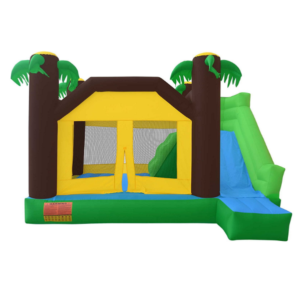 Cloud 9 Jungle Jumper Bounce House