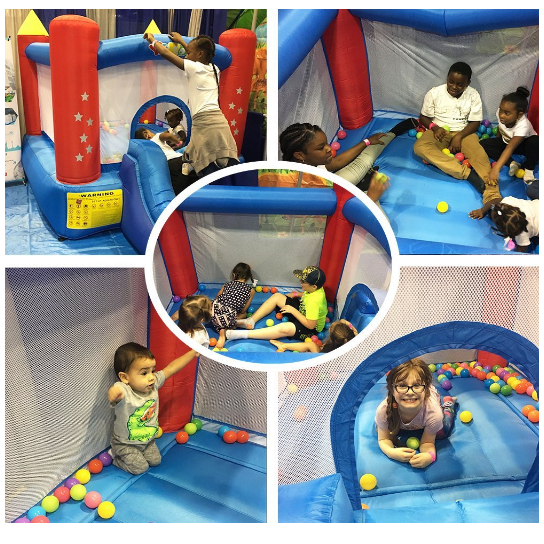YARD Indoor Outdoor Bounce House