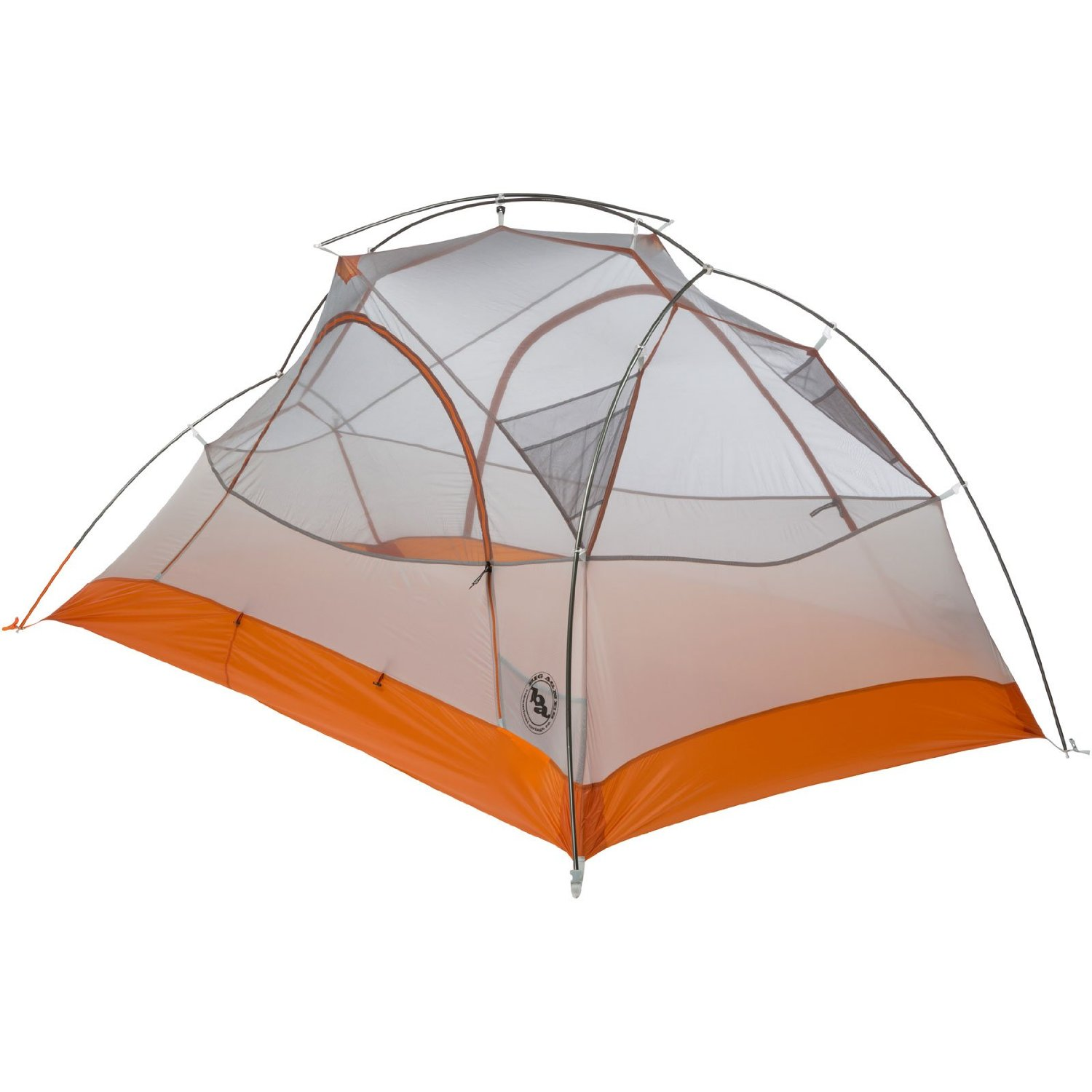 Big Agnes Copper Spur Two-Person Tent for Camping - Ultralight Trail Tent, Three Season Backpacking Tent