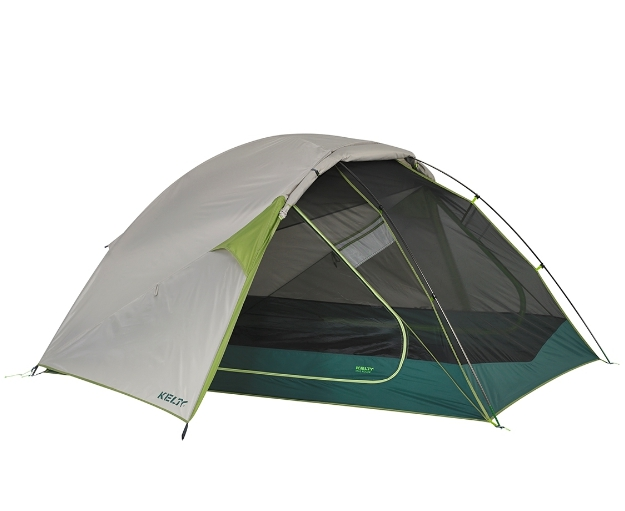 Kelty Trail Ridge 3 2-Person Tent with Footprint