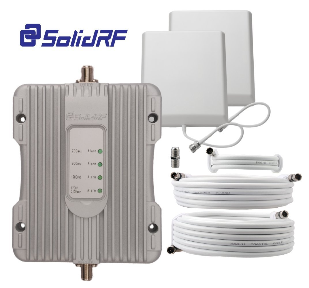 SolidRF Building Force 4G Cell Phone Booster