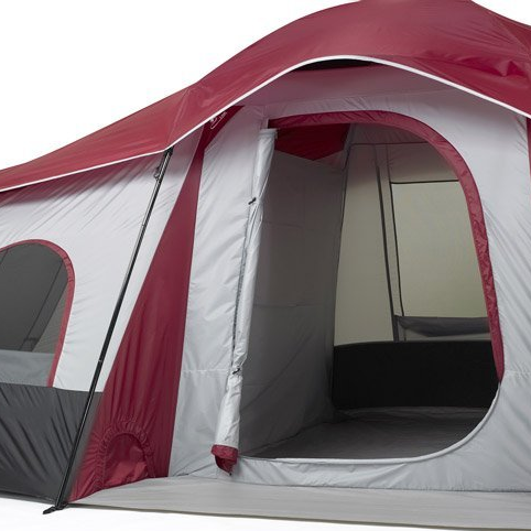 Ozark Trail 10-Person 3-Room Tent
