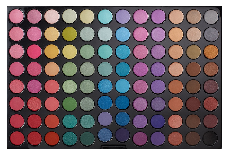 Shany Cosmetics 96 Color Eyeshadow Palette