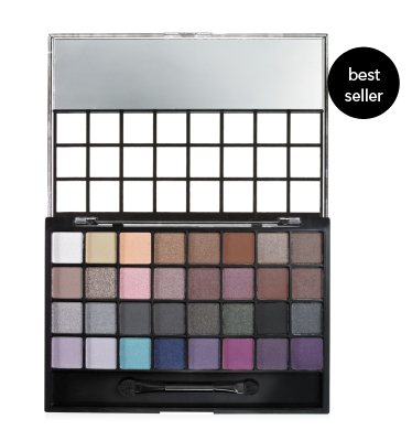 E.l.f Cosmetics Pro Mini Eyeshadow Palette