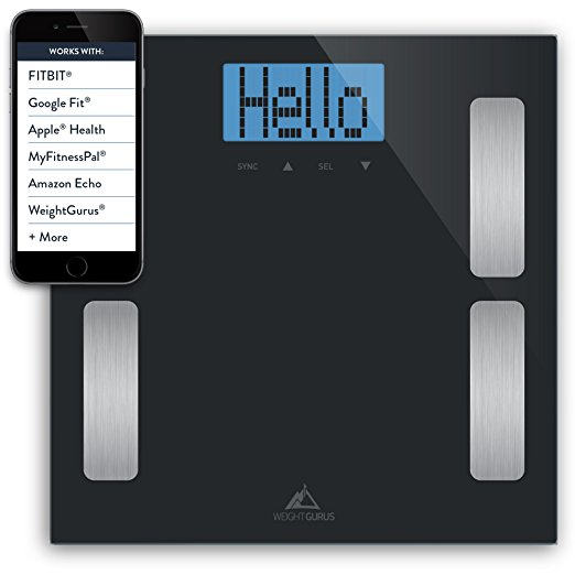 Greater Goods Appsync Body Fat Scale