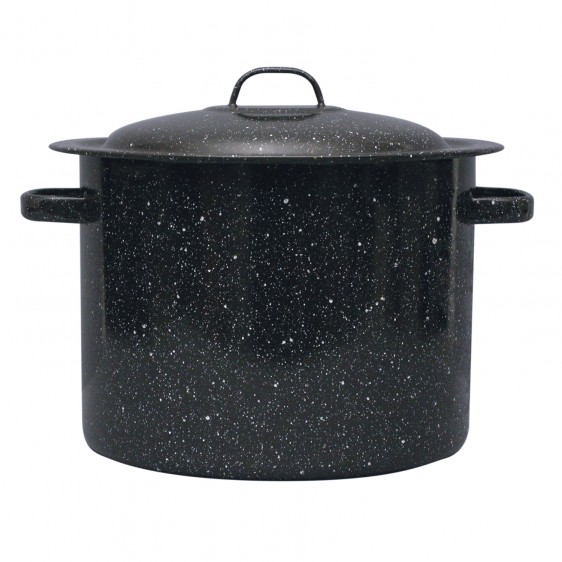Columbian Home Granite Ware Stockpot