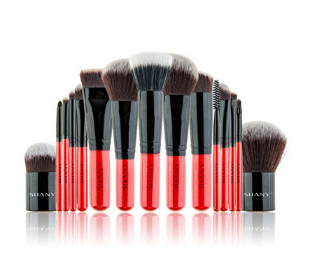 Shany Vanity Vox Brush Set