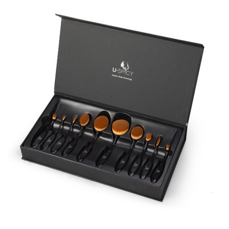 USpicy Soft Professional Makeup Brush Set