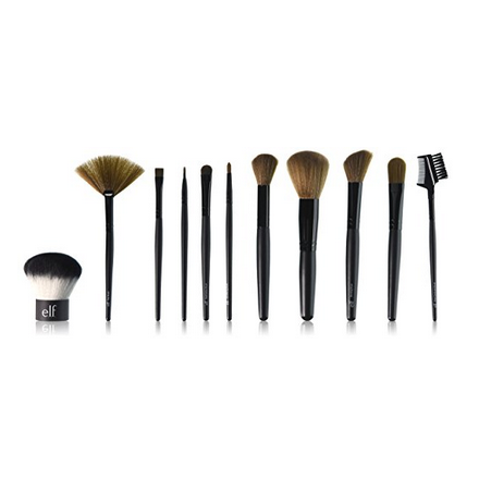 E.l.f. Cosmetics Luxe Brush Collection Kit