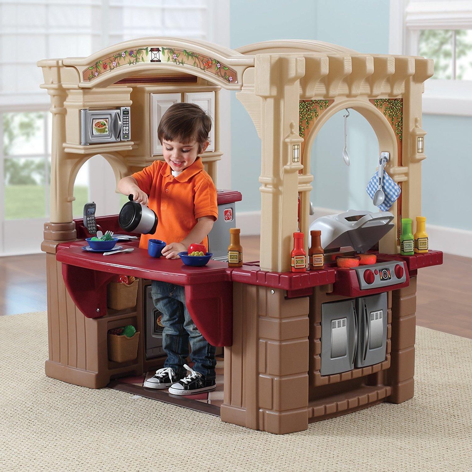 Step2 Unisex Toy Kitchen & Grill