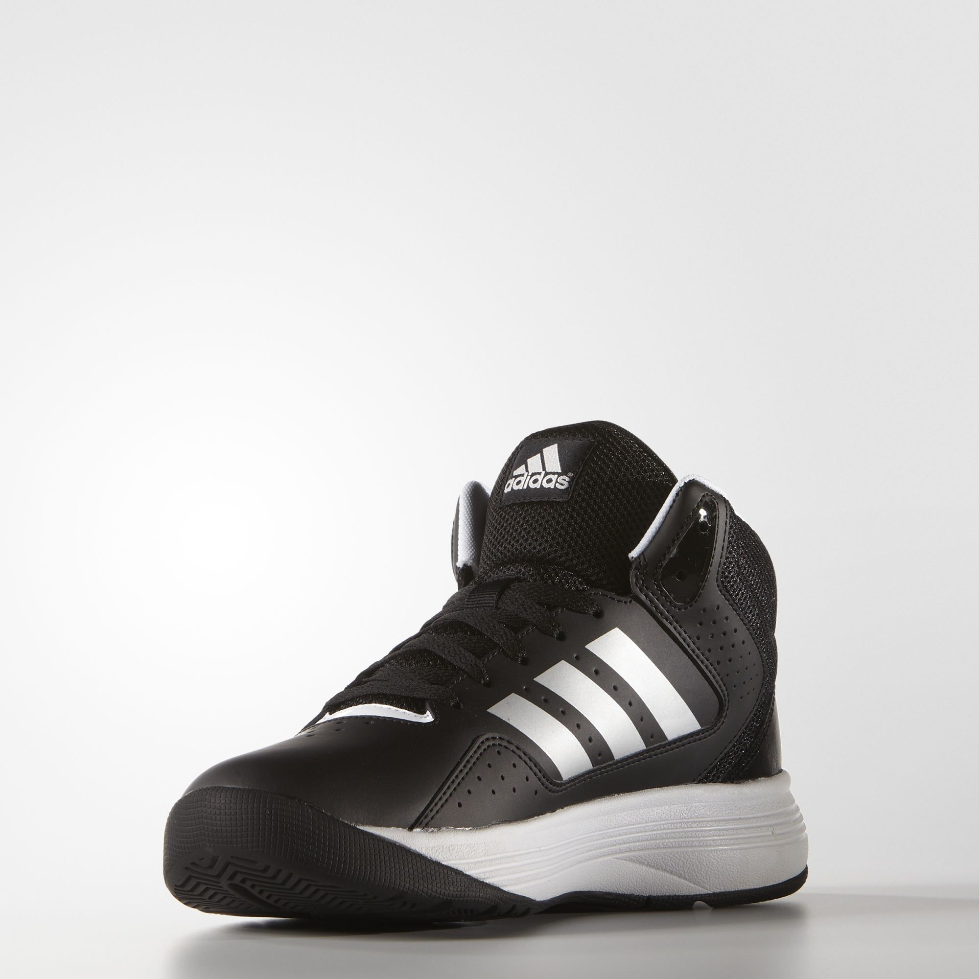 Adidas Cloudfoam Mid Basketball Shoes