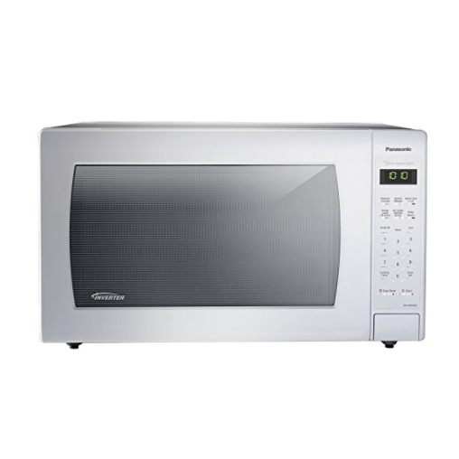 Panasonic Countertop Microwave Oven with Inverter Technology™ - Available in 2 Colors and 2 Sizes