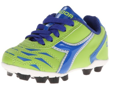 Diadora Capitano MD JR Soccer Cleat for Kids