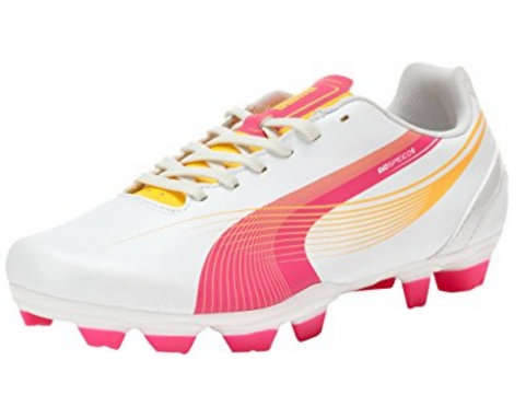 Puma Women's evoSPEED 5.2 FG Soccer Cleat